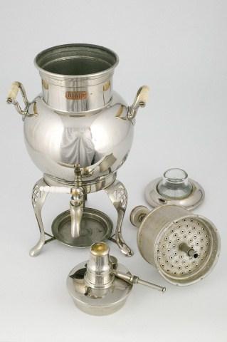 КБ 36 | Кофейник на спиртовой горелке