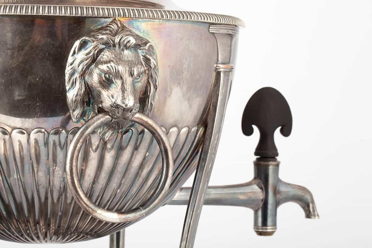 КБ 370 | Бульотка «Единорог» | Музей самоваров и бульоток