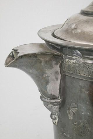КБ 38 | Кофейник на подвесной на раме