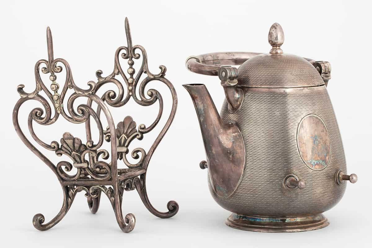 КБ 402 | Бульотка в форме чайника | Музей самоваров и бульоток