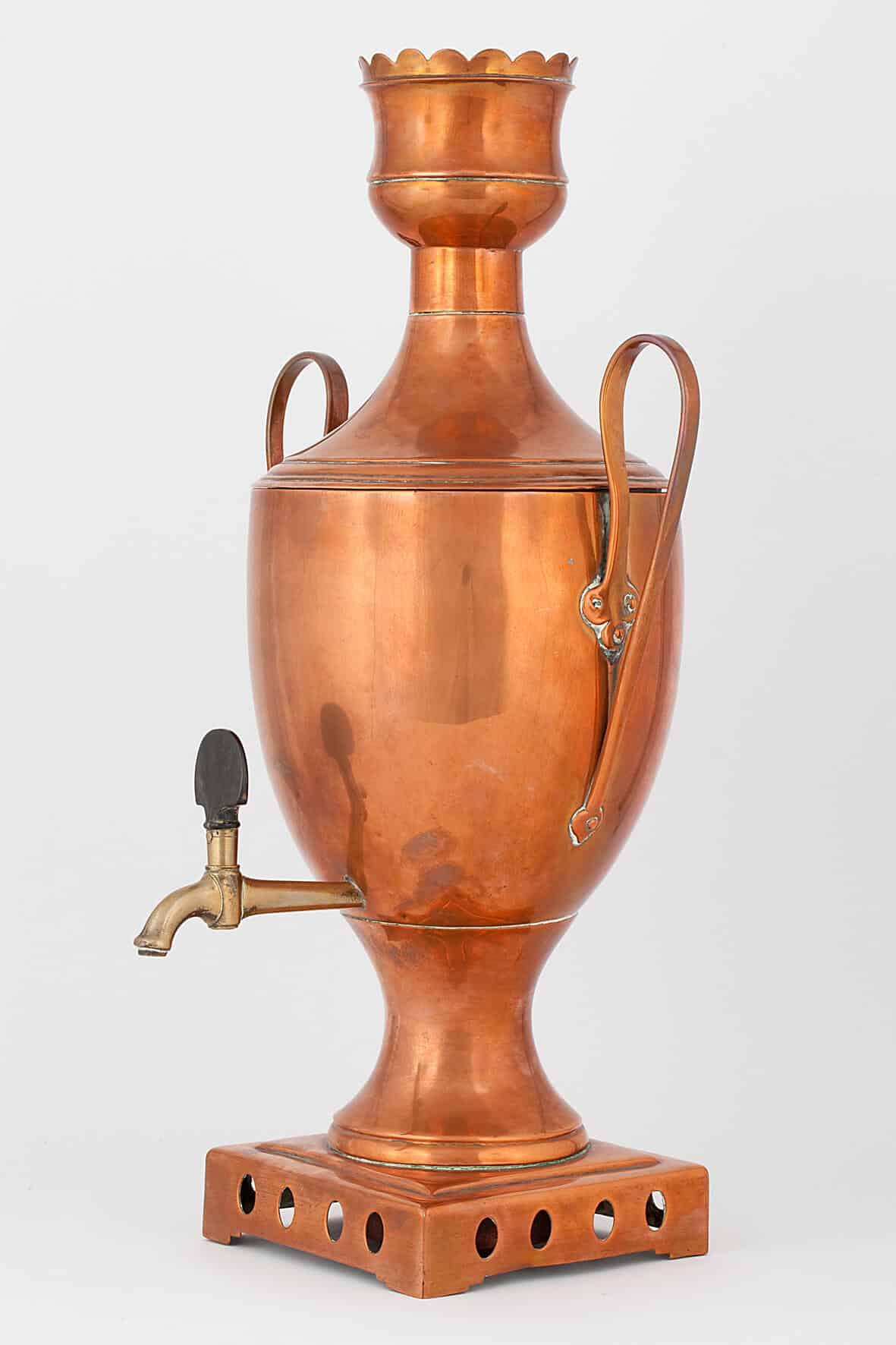 КБ 419   Самовар-ваза в классическом стиле   Музей самоваров и бульоток