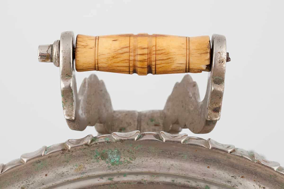 КБ 423 | Самовар-ваза с вогнутыми овалами | Музей самоваров и бульоток