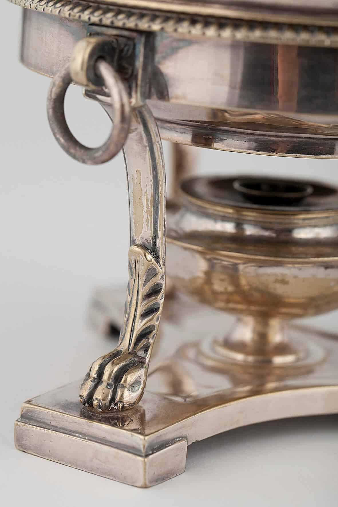 КБ 435 | Бульотка «Кофейник» | Музей самоваров и бульоток