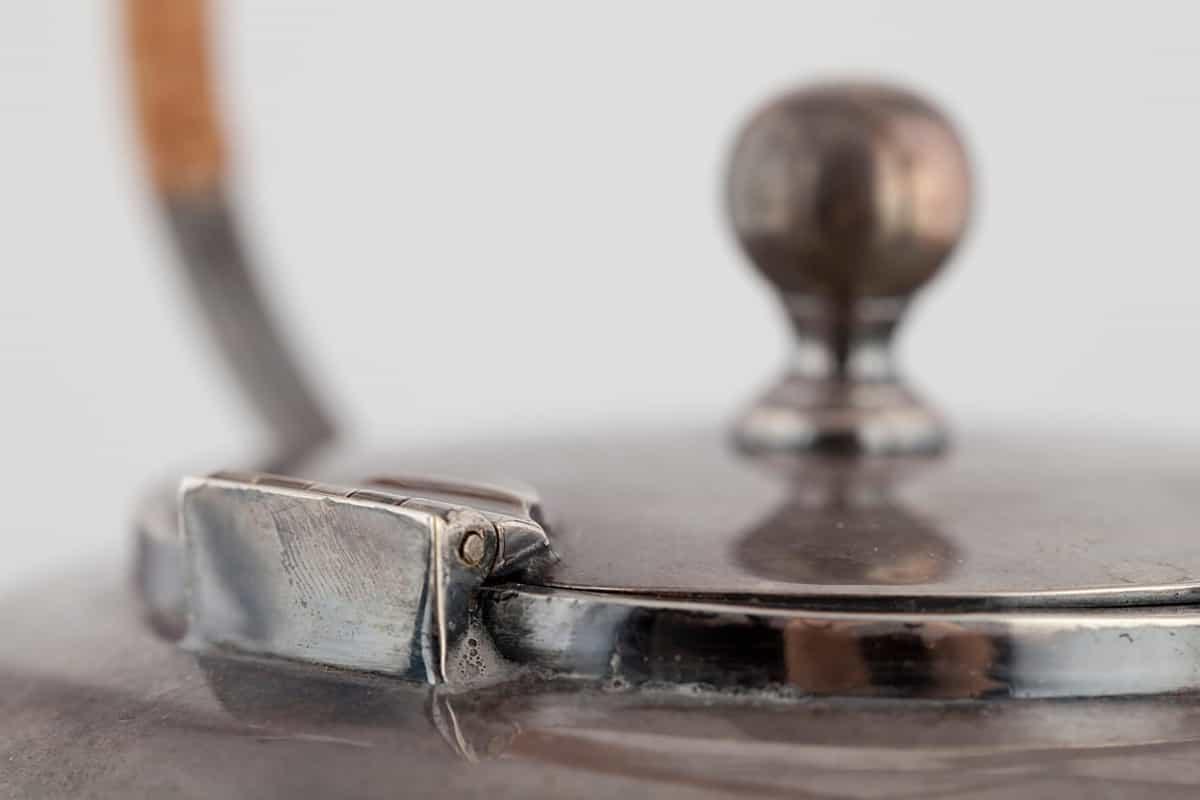 КБ 445 | Бульотка в овальной раме | Музей самоваров и бульоток