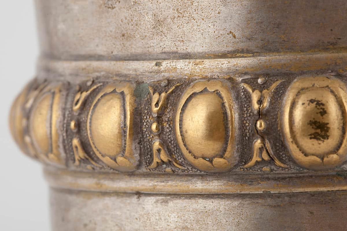 КБ 448 | Подстаканник «На курьих ножках» | Музей самоваров и бульоток