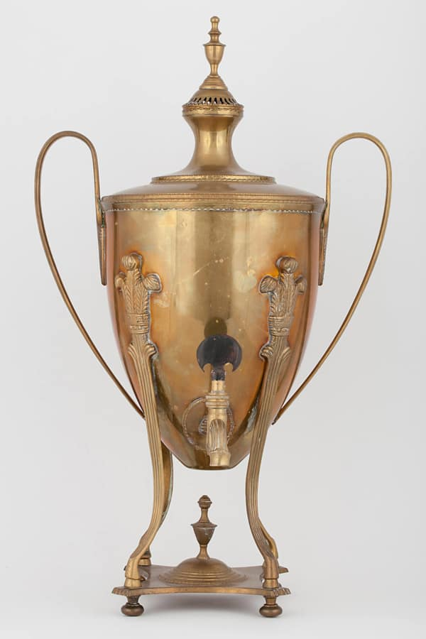 КБ 453 | Фонтан «Ваза греческая» | Музей самоваров и бульоток