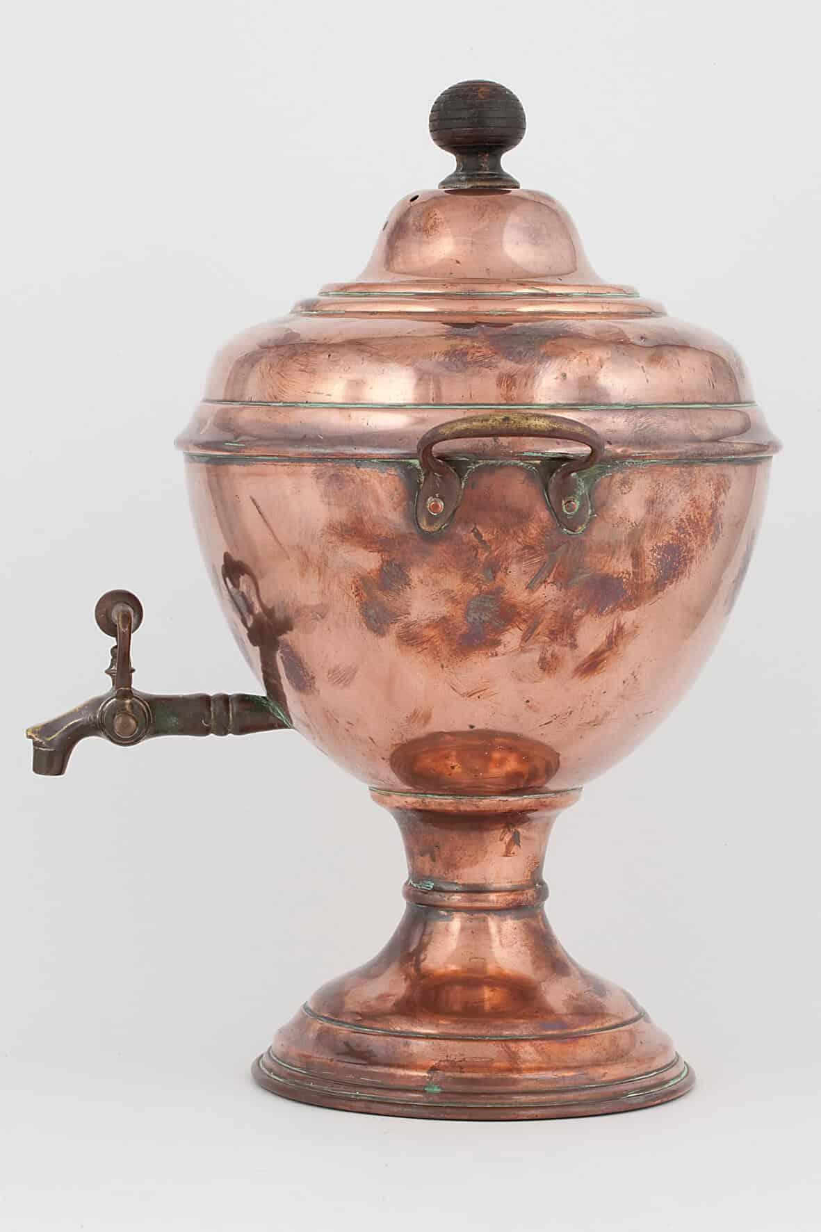 КБ 463 | Фонтан «Скифос» | Музей самоваров и бульоток