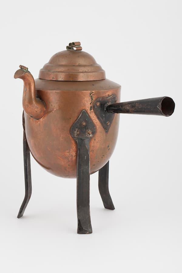 КБ 464 | Чайник яйцевидный | Музей самоваров и бульоток