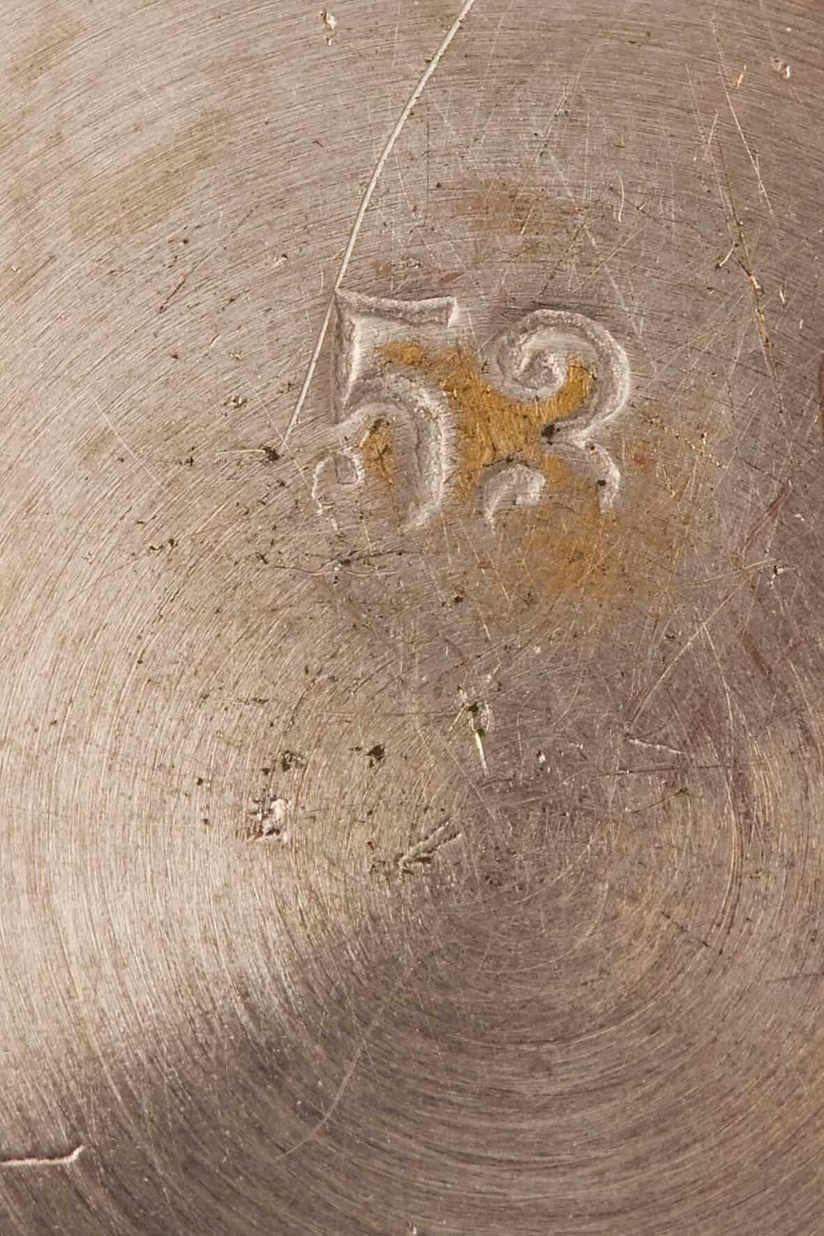 КБ 466 | Бульотка кофейная на спиртовке | Музей самоваров и бульоток