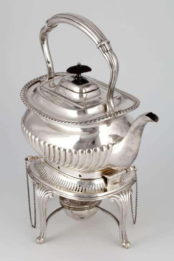 КБ 529 | Бульотка в форме чайника | Музей самоваров и бульоток