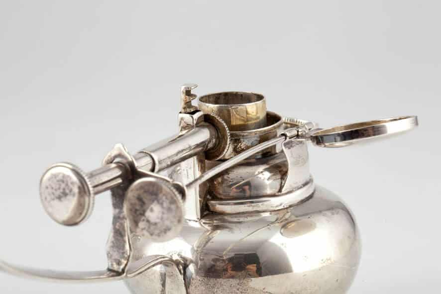 КБ 538 | Бульотка 8-гранная | Музей самоваров и бульоток