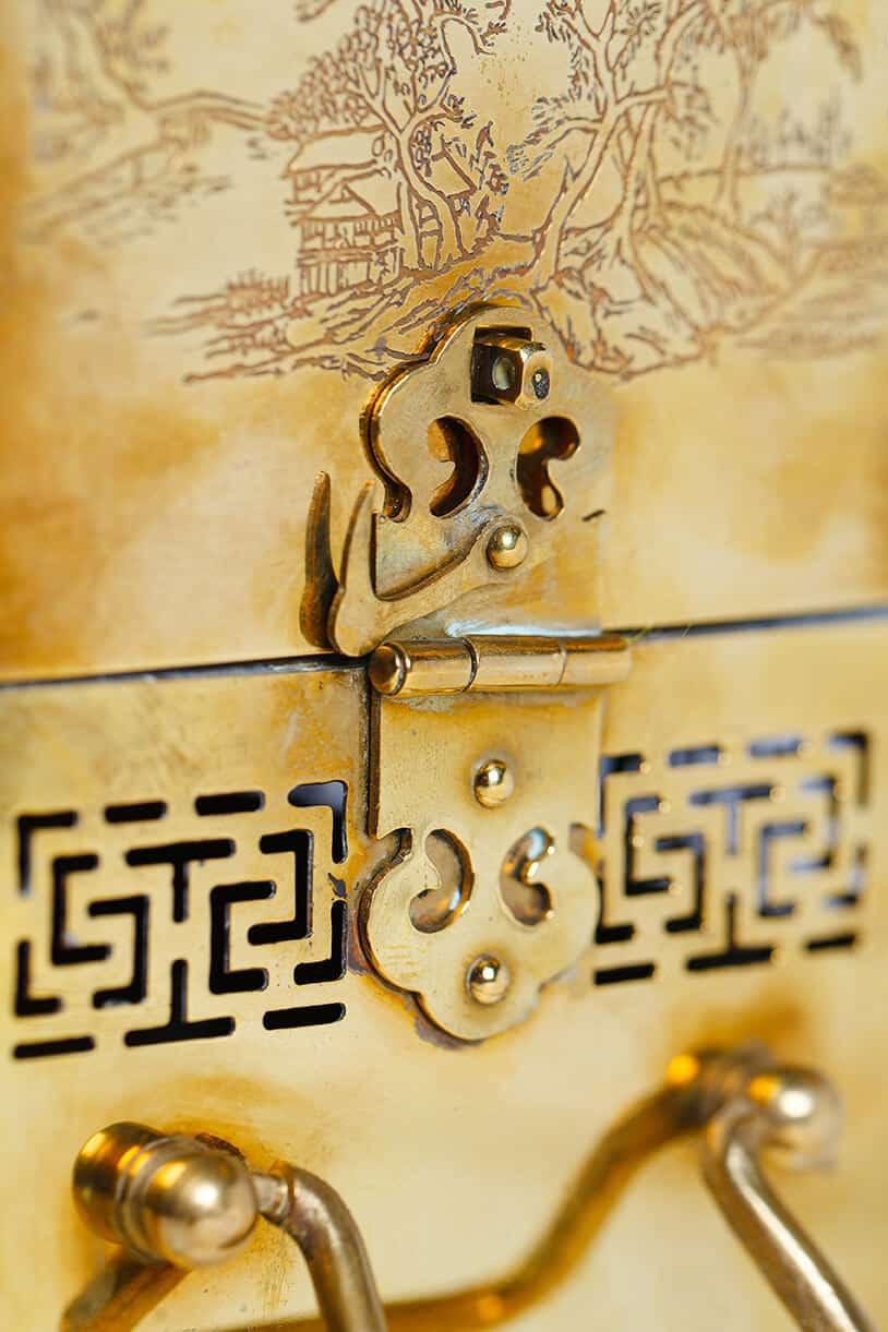КБ 567 | Бульотка в китайском стиле