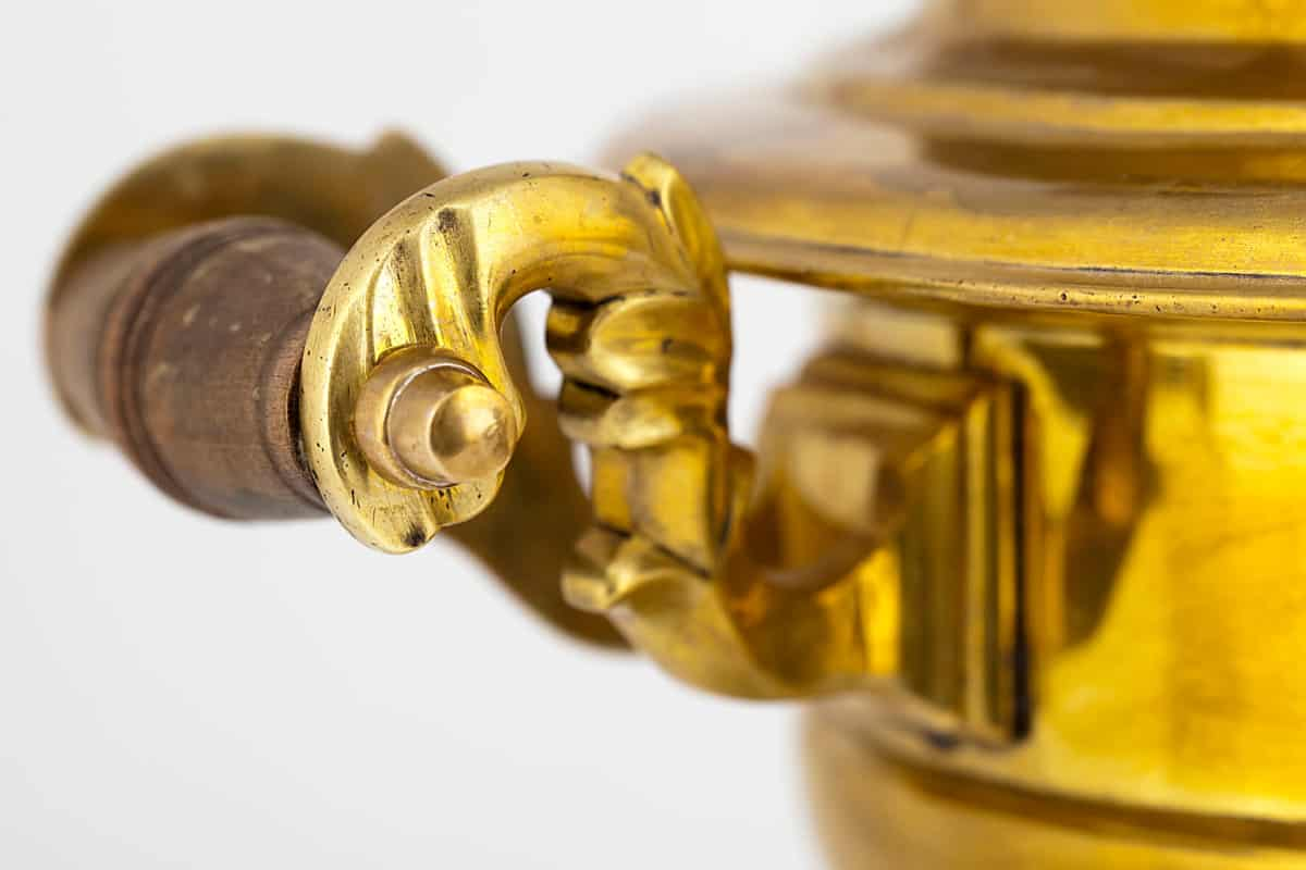 КБ 320 | Самовар-чаша | Музей самоваров и бульоток