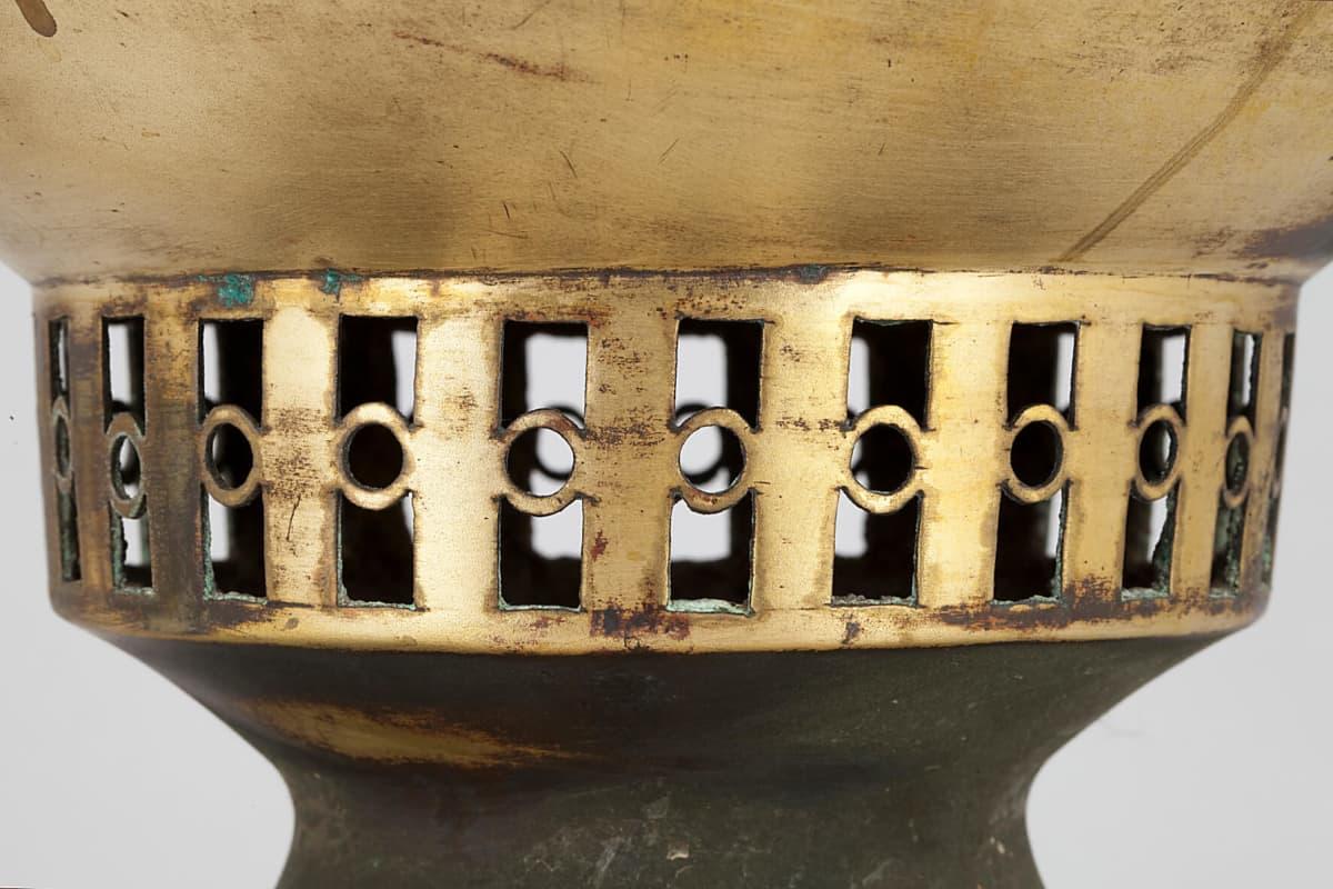 КБ 321 | Самовар-ваза | Музей самоваров и бульоток