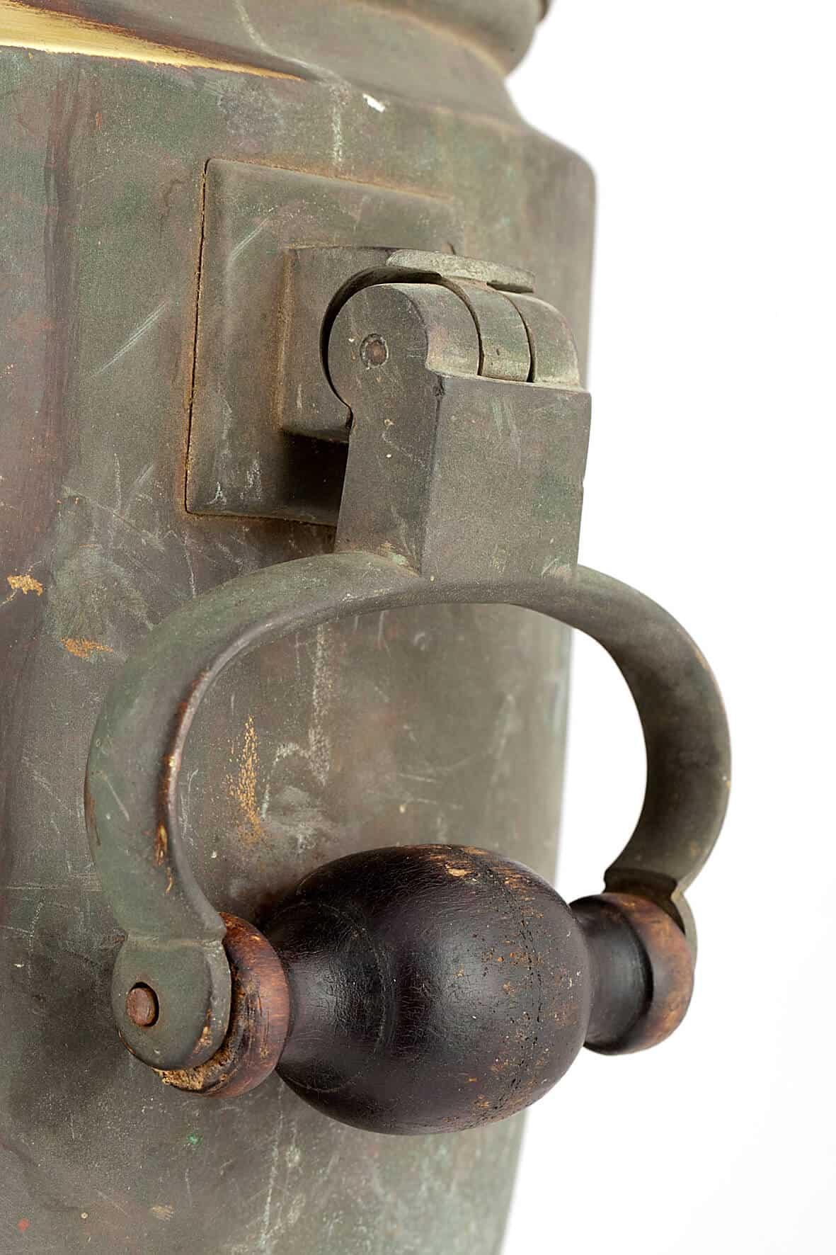 КБ 321   Самовар-ваза   Музей самоваров и бульоток
