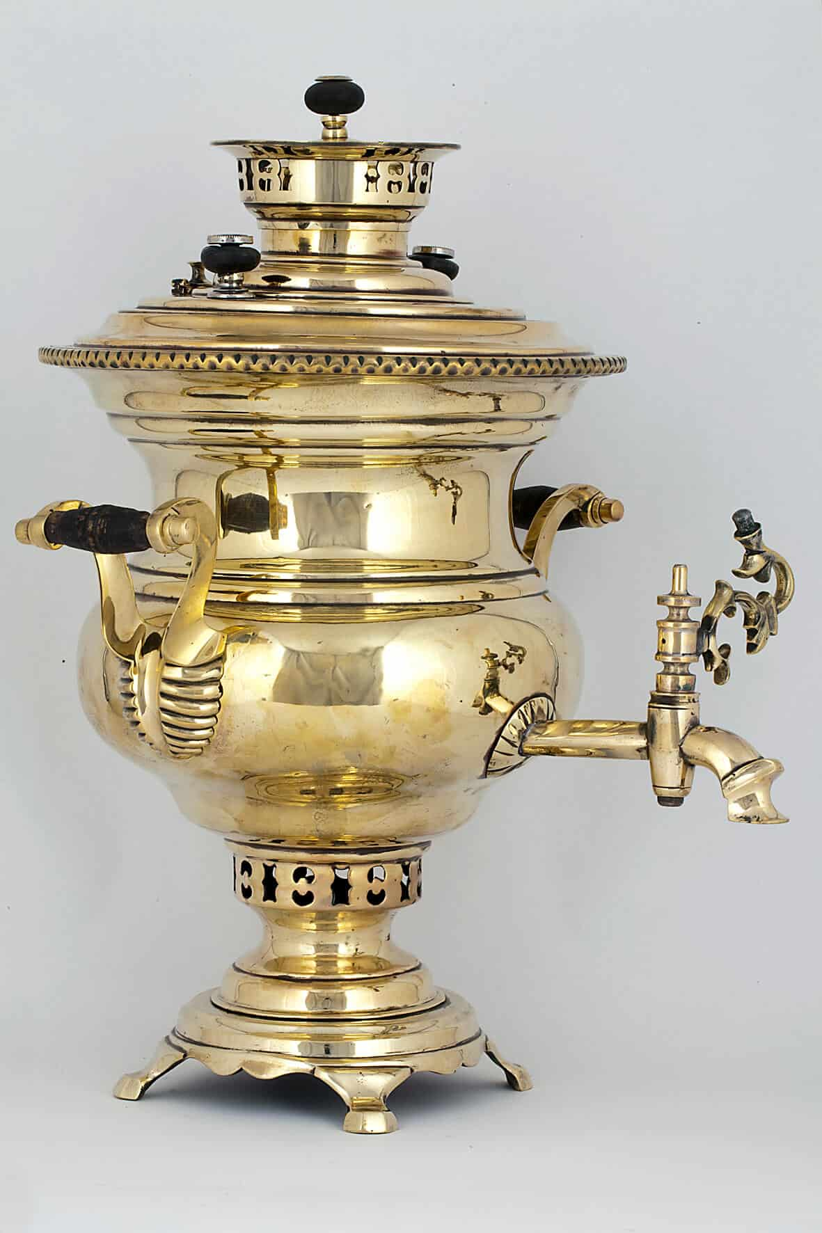 КБ 322 | Самовар-ваза | Музей самоваров и бульоток