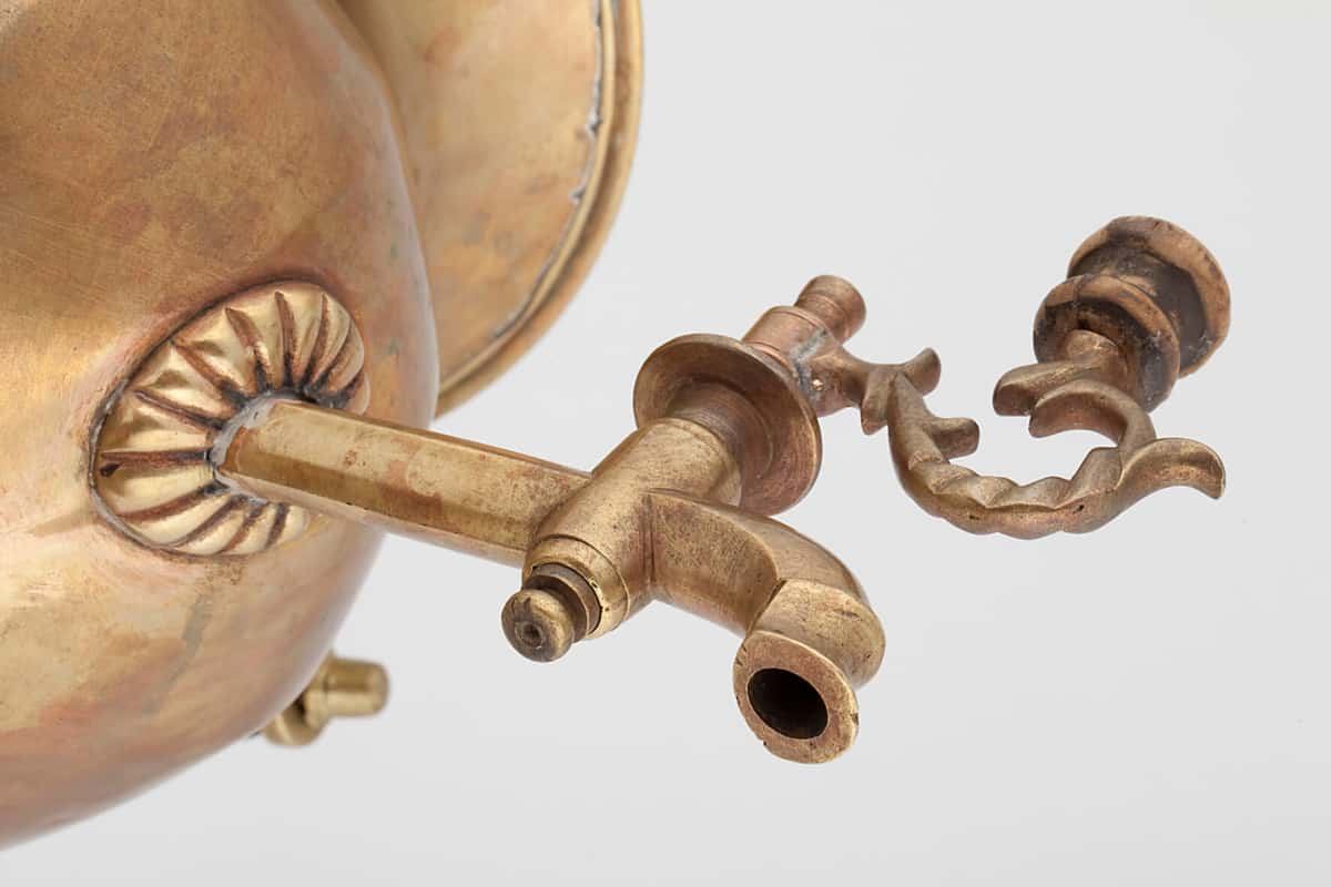 КБ 456 | Самовар-эгоист «Кувшин | Музей самоваров и бульоток