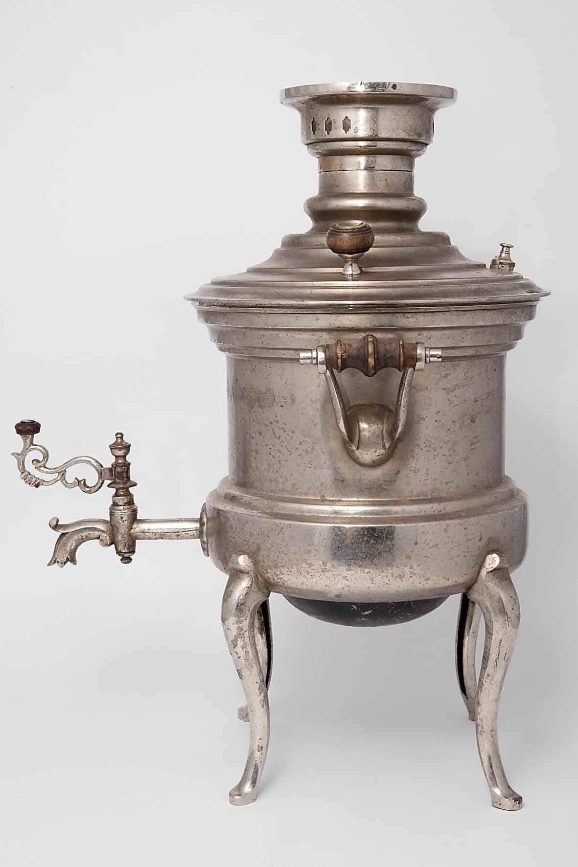 КБ 467 | Самовар для нагревания на плите | Музей самоваров и бульоток