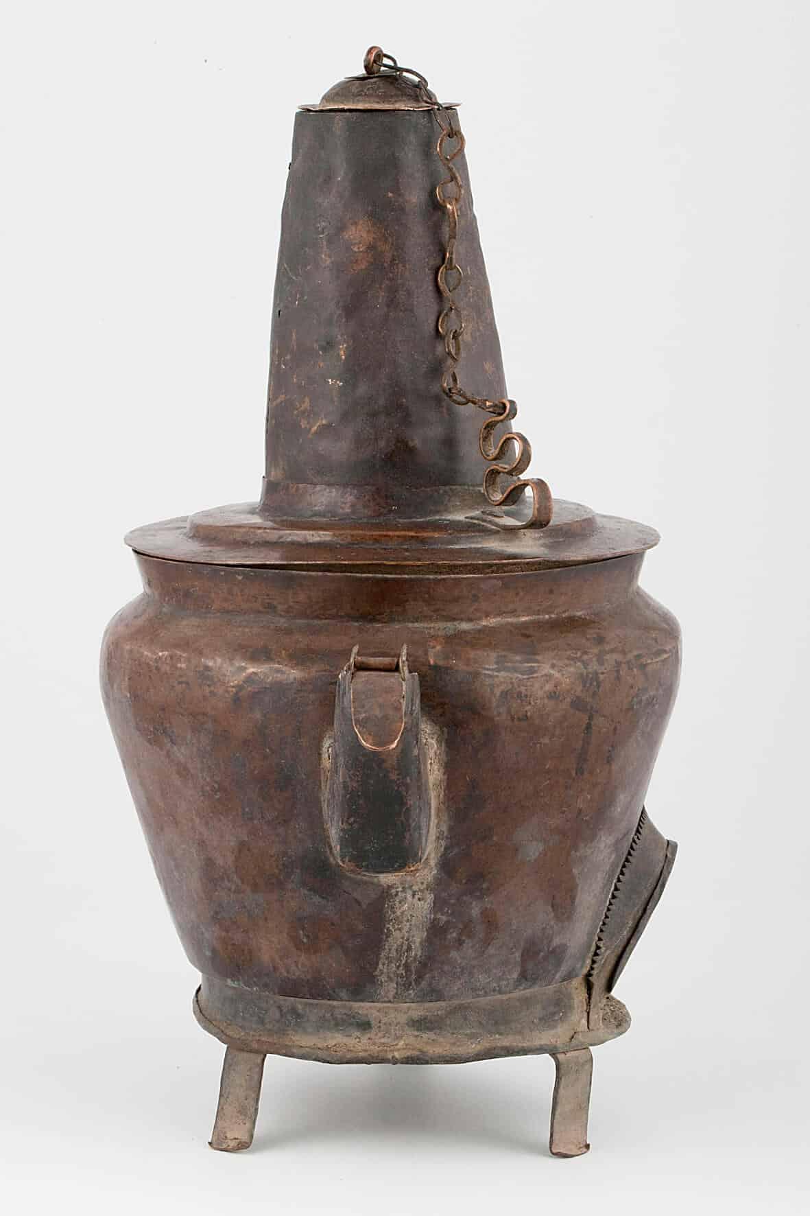 КБ 470 | Чайник-самовар | Музей самоваров и бульоток