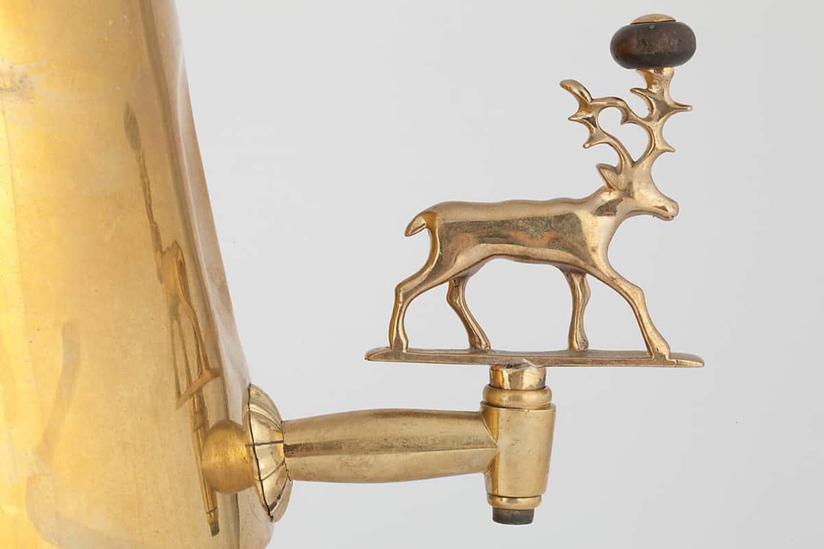 КБ 486 | Самовар конический «Юрта» | Музей самоваров и бульоток