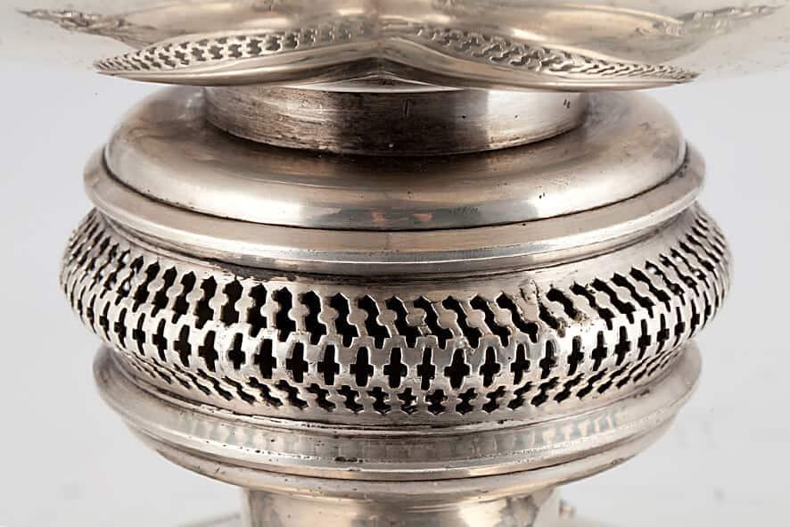 КБ 517 | Самовар-ваза «Букет» | Музей самоваров и бульоток