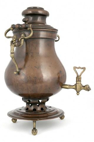 КБ 4   Самовар-ваза