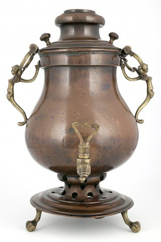 KB 4 Samovar-vase | Museum of Samovars
