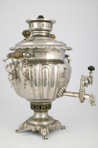 КБ 44 | Самовар-ваза «С овалами»