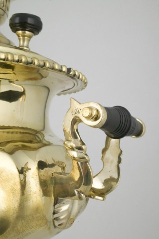 КБ 46 | Самовар-ваза «С овалами»