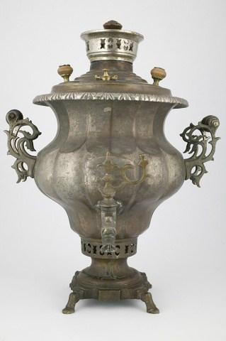 КБ 50 | Самовар-ваза «Овально-ложчатая»