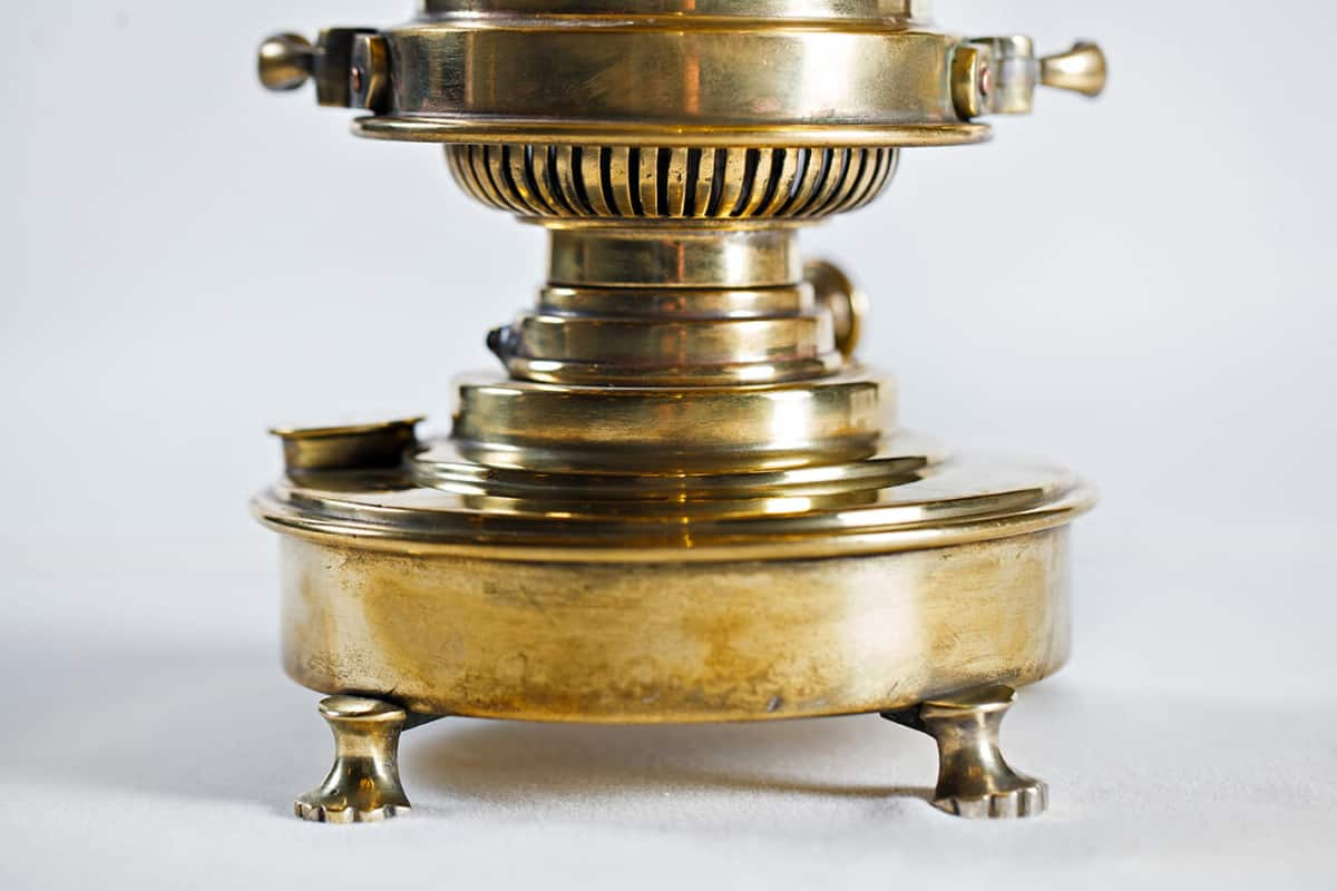 КБ 565 | Самовар керосиновый с трубой