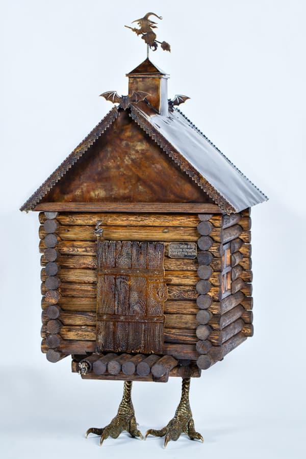 "KB 581 Samovar ""Teremok"" | Museum of Samovars, Tula District, park-hotel ""Grumant"""