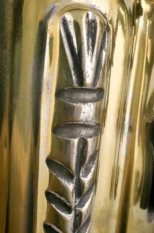 КБ 62 | Самовар-рюмка «С витыми колонками»