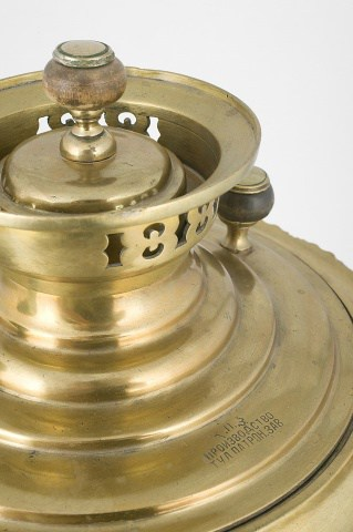 КБ 69 | Самовар-ваза «С овалами»