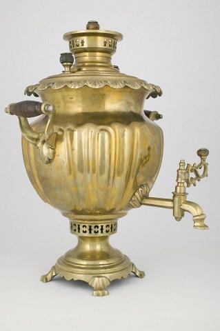 КБ 69   Самовар-ваза «С овалами»
