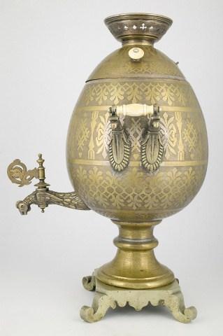 КБ 71   Самовар яйцевидный
