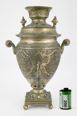 КБ 92   Самовар-ваза сувенирный