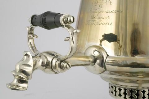 КБ 96-98 | Самовар-ваза коническая с сервизом