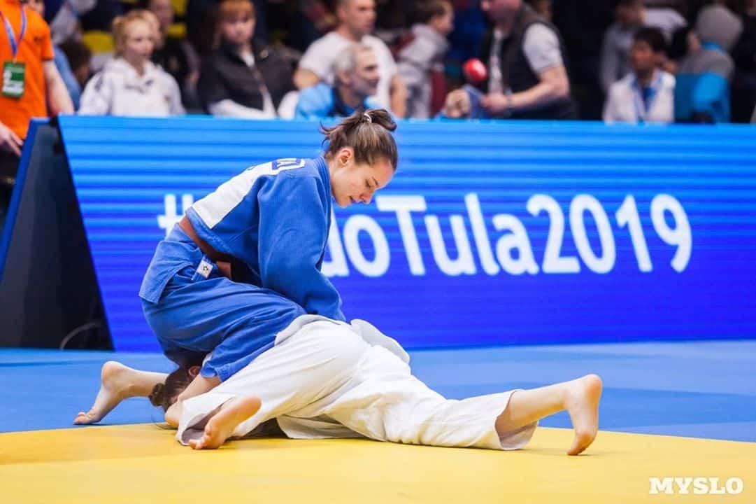 Молодежный Кубок Европы по дзюдо в Туле, фото Myslo.ru