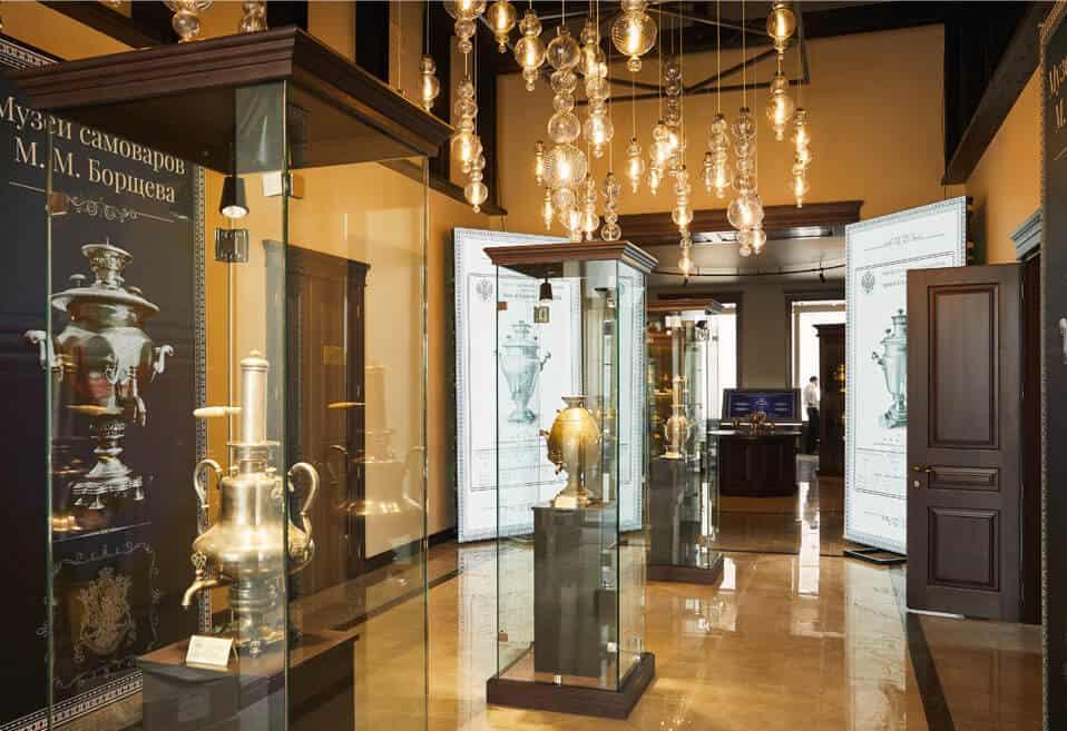 Museum of Samovars | Grumant, Tula