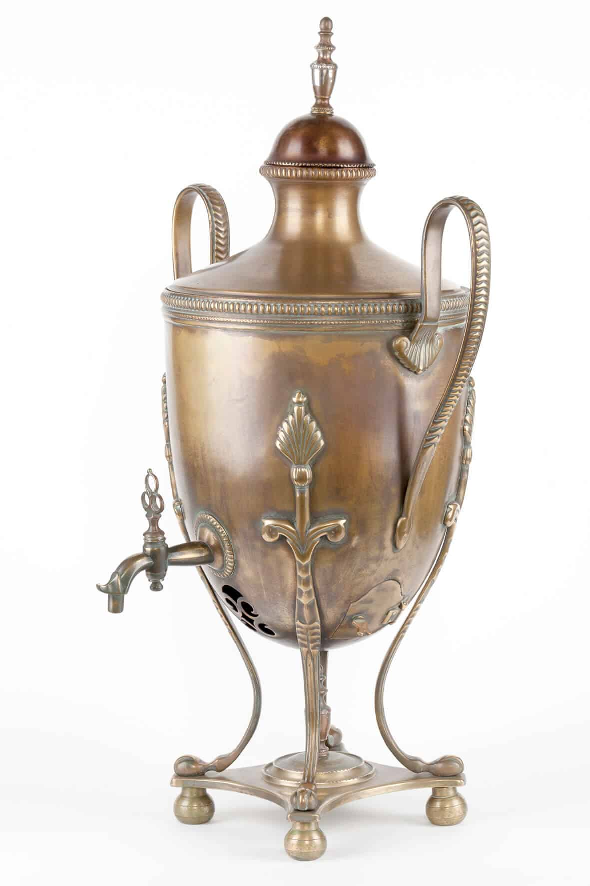 "KB 583 | Samovar-vase ""Empire"" 