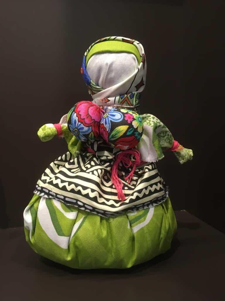 Кукла «Травница». Автор – народный мастер РФ Ирина Агаева