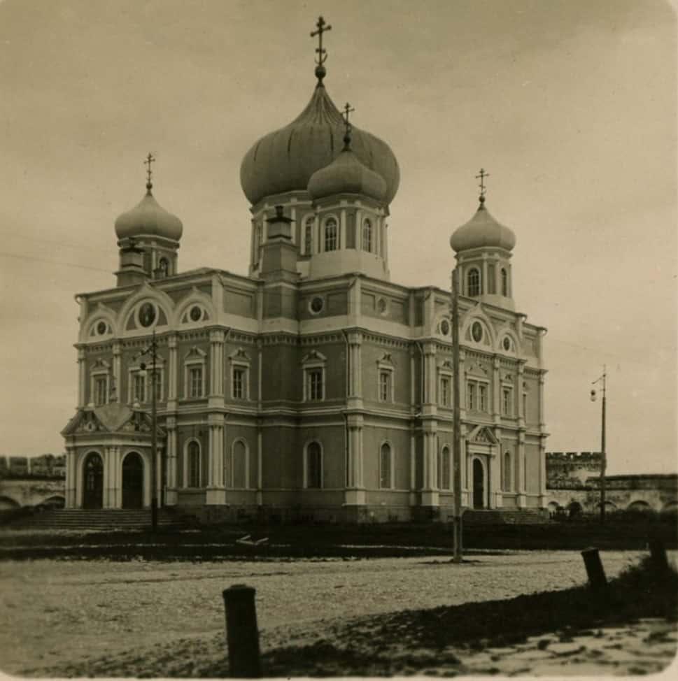Богоявленский собор тульского Кремля. Фото нач. ХХ в.
