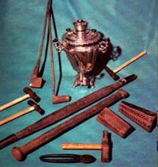 Инструменты наводильщика