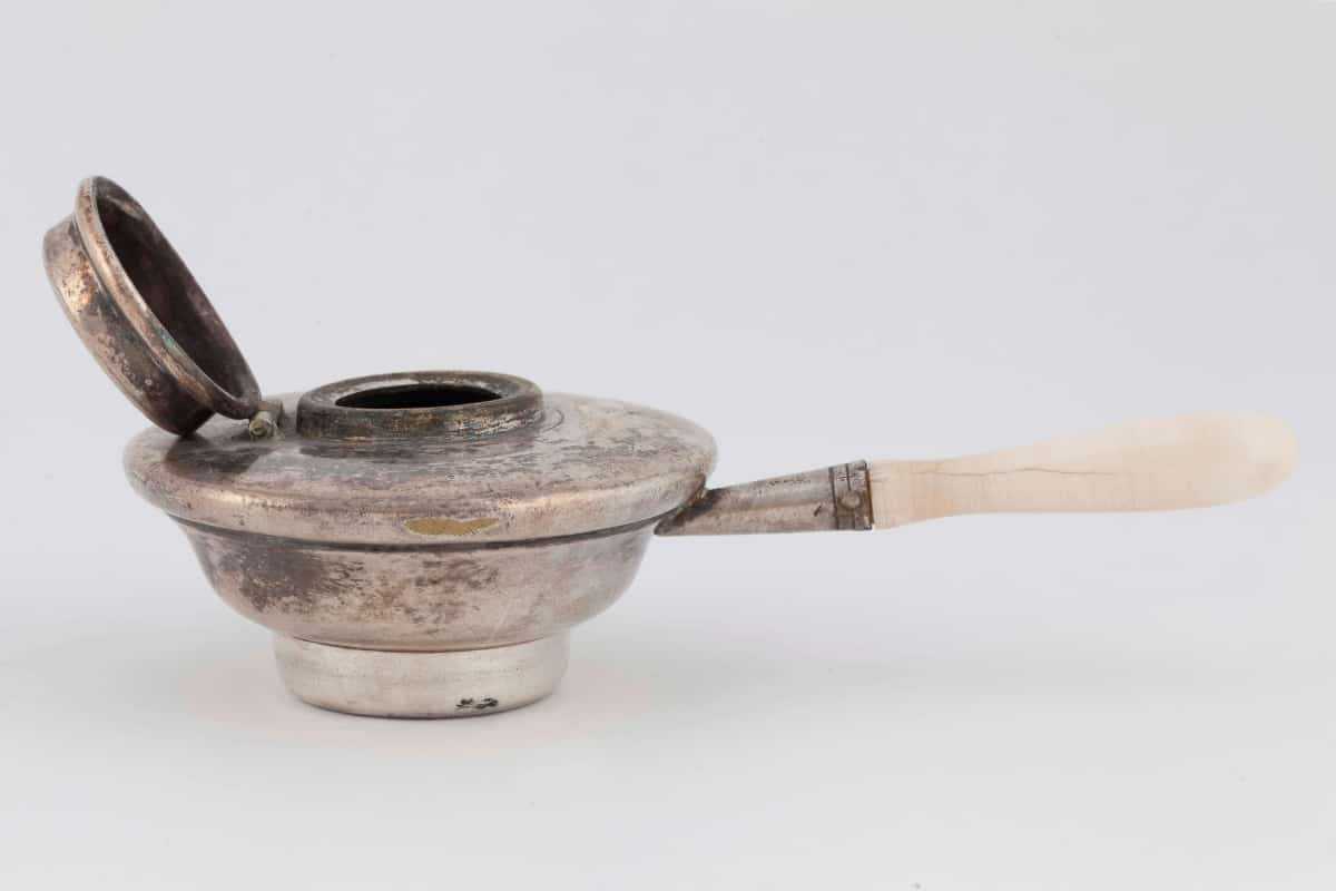 КБ597-600 | Bouliotte with tea set 'Prince V. Golitsyn'