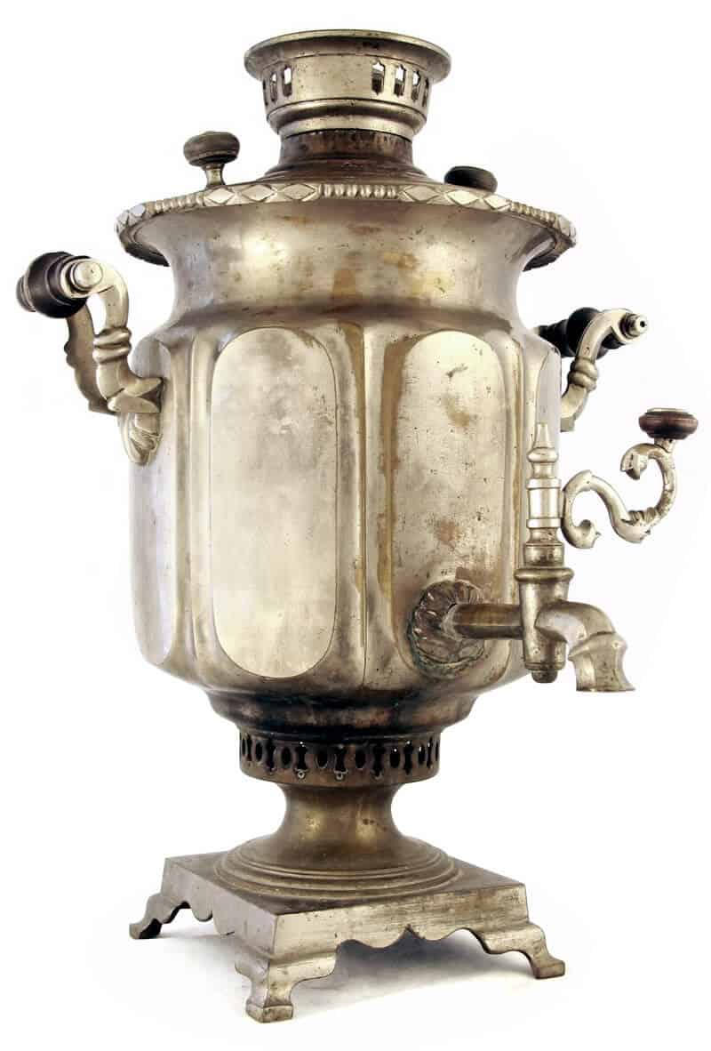 Samovar-jar by the Works of V.D. Salishchev