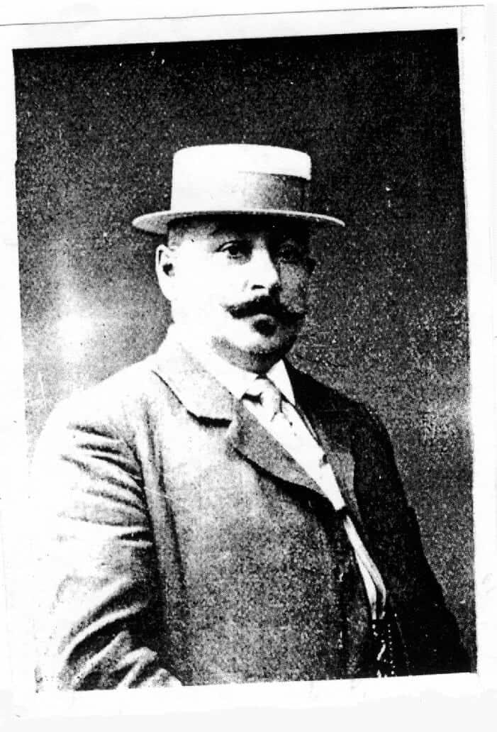 Анатолий Воронцов. Фото нач. ХХ в.