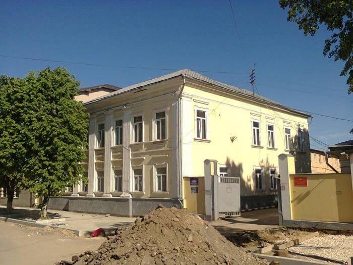 Дом купца Маликова Л.И. Фото нач. XXI в.